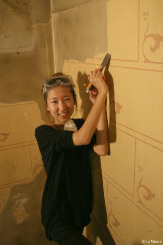 Nouveau : stage de peintures murales !