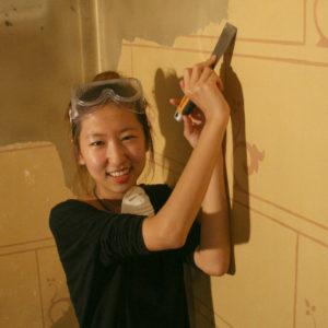Participez à La Restauration De Peintures Murales