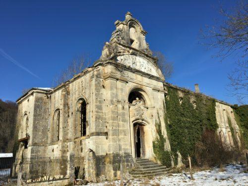 Abbaye_de_l'Etanche_-_devant_extérieur
