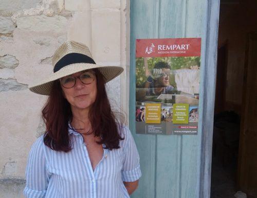 Marie-Georges PAGEL-BROUSSE devient présidente de lUnion REMPART