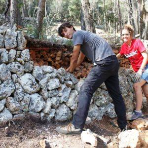 Nouveau chantier à Majorque