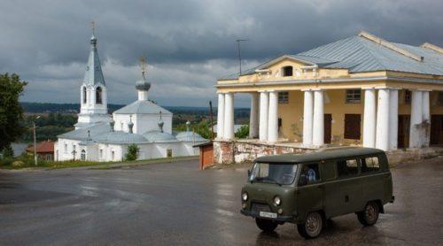 Nouveaux chantiers en Russie !