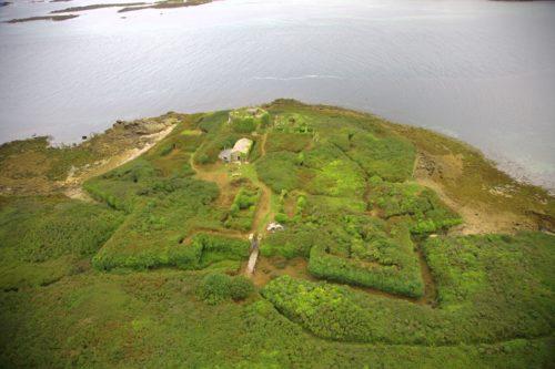 Finistère. Visitez le Fort Cézon.