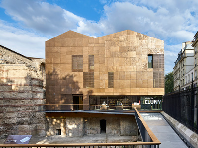 Café patrimoine : Le projet de rénovation du musée de Cluny