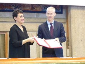Charte d'Engagements Réciproques entre le Ministère de la Culture et la COFAC