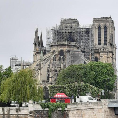 Projet de loi Notre-Dame de Paris - Audition au Sénat