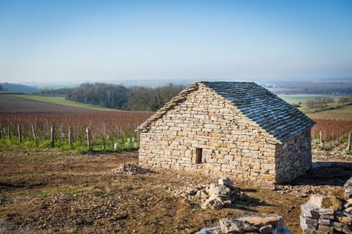 Rencontres régionales de la pierre sèche en Bourgogne Franche-Comté