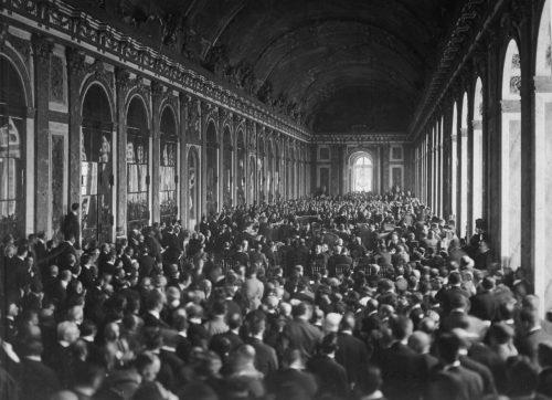 Traité de Versailles. Une conférence pour les 100 ans de la signature.