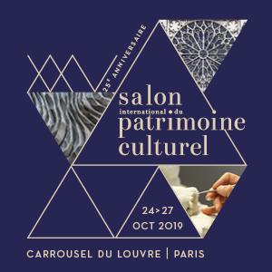 Invitation pour le Salon du Patrimoine