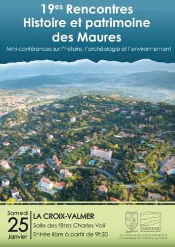 19èmes Rencontres Histoire et patrimoine des Maures