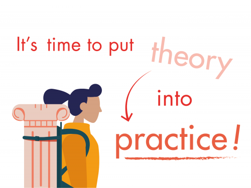 Take the plunge! REMPART helps you to put theory into practice!