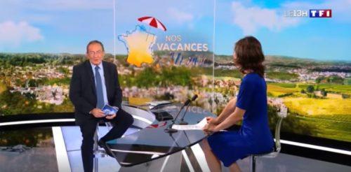 le JT de 13H de TF1 parle de nous
