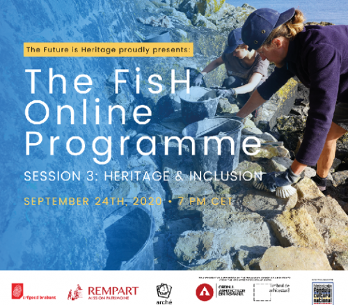 The Future is Heritage Online Programme 2020