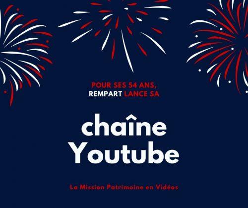 REMPART sur YouTube !