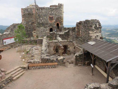 Devenir Responsable des chantiers au Château de Calmont d'Olt