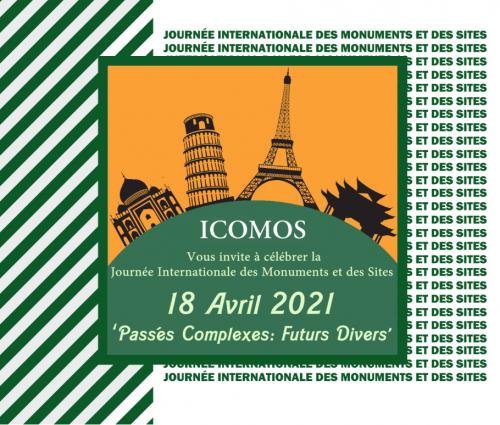 18 avril - Journée Internationale des Monuments et des Sites