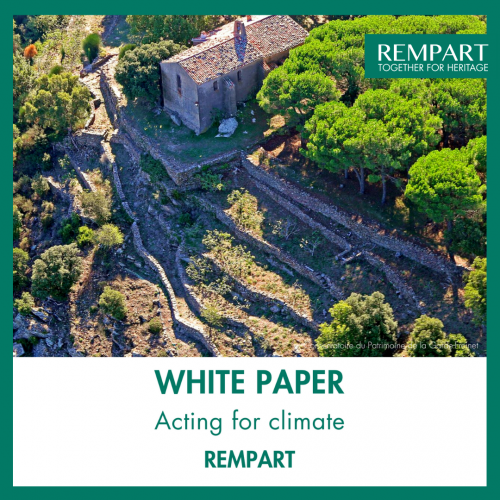 Act for Climate Change White Paper